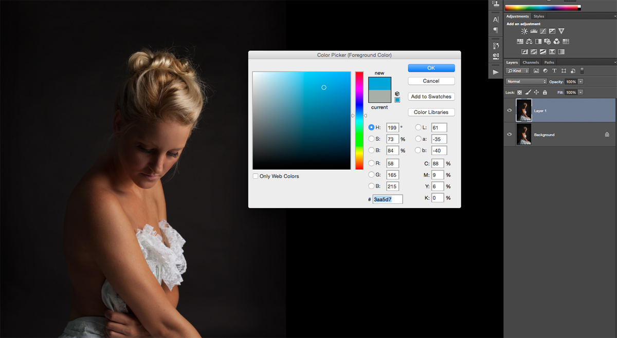 creative lighting creating light studio photography 5